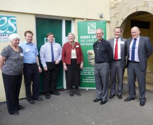 Essex Savers Archbishop Photo June 2014