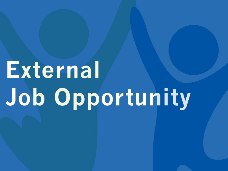 External Job Opportunity: Changing Pathways