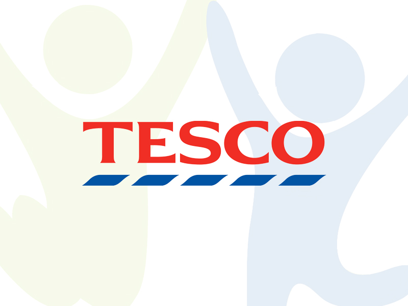 Funding from Tesco