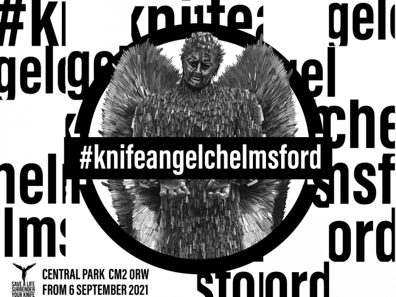 Thousands of young people to be empowered by anti-violence monument's Chelmsford visit